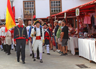 Mercado Barroco de Canarias
