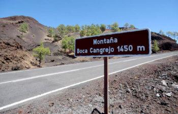 Montaña Boca Cangrejo