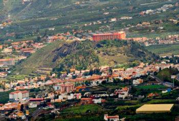 Montaña de Las Arenas
