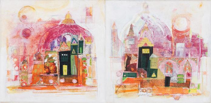Obras de Hossein Ghavaedy