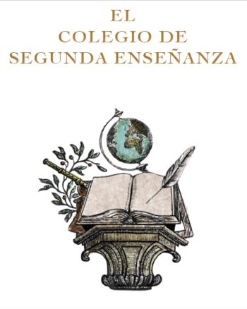 Portada del Libro El Colegio de Segunda Enseñanza del Puerto de la Cruz