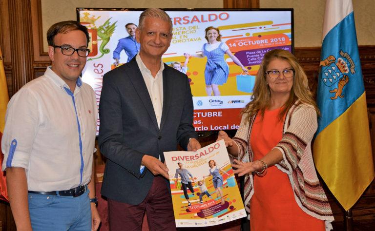 El próximo domingo llega DiverSaldo a La Orotava