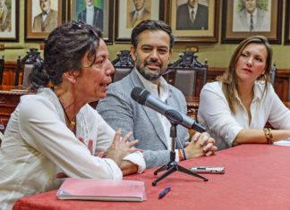 Presentacion de la Escuela Municipal de Teatro