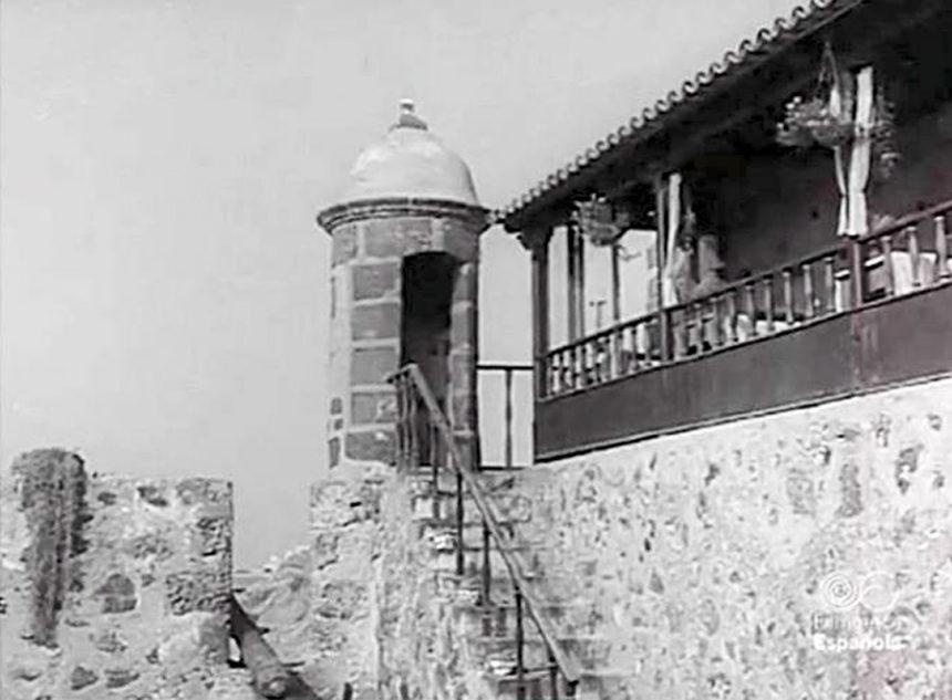 Garita del Castillo de San Felipe - Autor anónimo - Cedida por B_Cabo Ramón