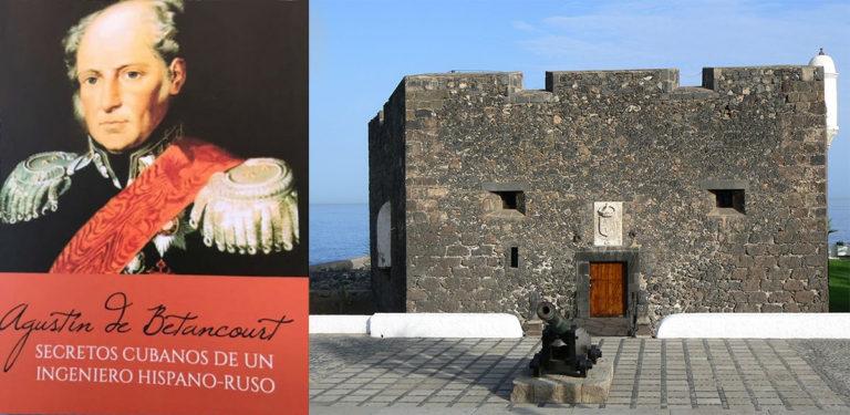 El martes se presenta un libro sobre los secretos cubanos de Agustín de Betancourt