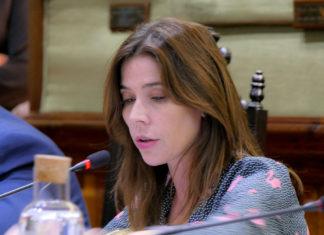 Antonia Dominguez concejal de Recursos Humanos