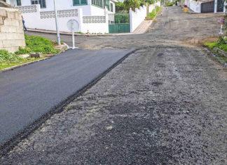 Asfaltado en San Nicolás 2018