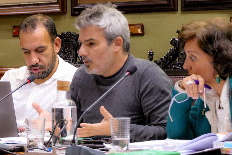 Ratificado David Hernández como cabeza de lista en la asamblea de la ACP