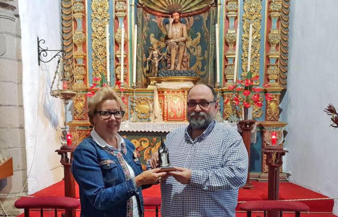 FOTO COMISARIO Santiago Gallego Álvarez DE LA VERA CRUZ