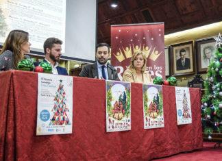 Presentación de campaña de Navidad