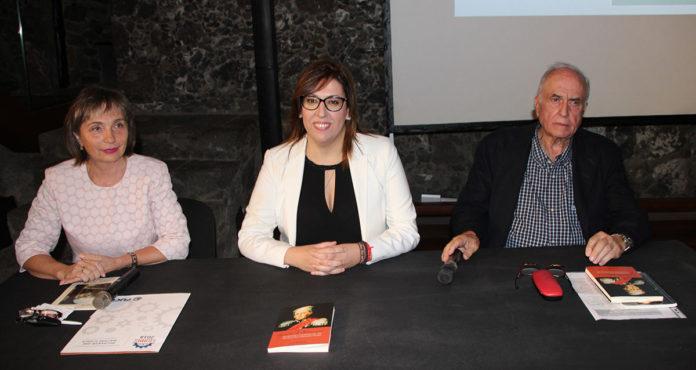 Presentación del libro sobre Agustin de Betancourt