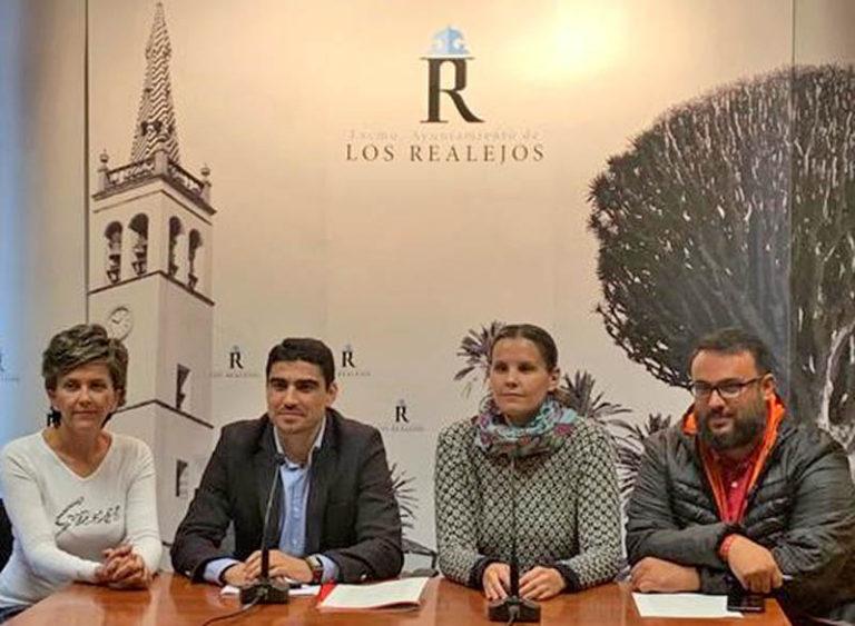 """El PSOE de Los Realejos considera que en el presupuesto para 2019 """"apenas se invierte"""" en los ciudadanos"""