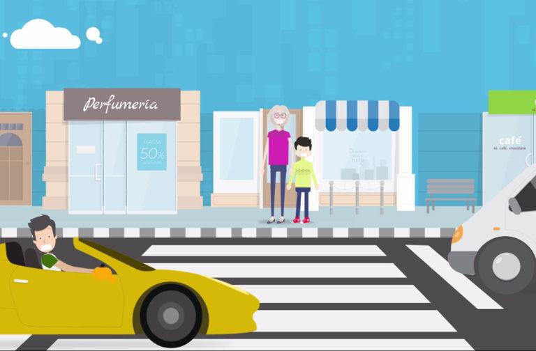 Campaña de seguridad vial en Los Realejos