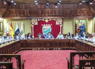 Imagen de archivo del Foro de Fundaciones, ONG y Asociaciones en el Salón de Plenos