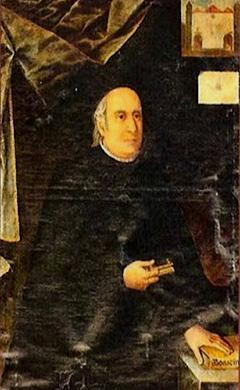 Mateo de Sosa primer Beneficiado de la parroquia