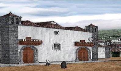 Detalle de la versión coloreada de la foto anterior realizada por R Afonso Carrillo