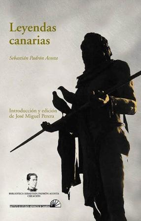 Libro Leyendas Canarias de Sebastián Padrón Acosta
