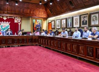 Sesion plenaria en el Puerto de la Cruz