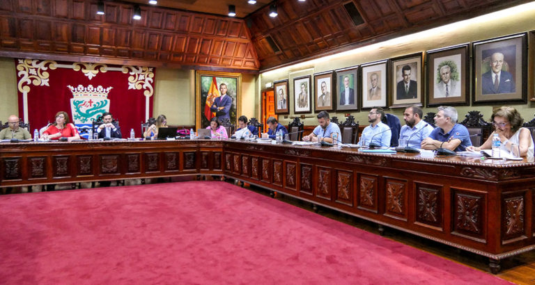 """Asamblea Ciudadana denuncia """"los incumplimientos del alcalde"""" sobre la celebración de los plenos"""