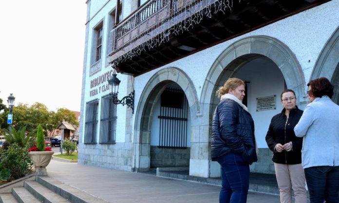 Biblioteca Viera y Clavijo