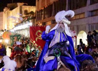 Cabalgata de Reyes en La Orotava 2018
