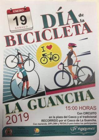 CARTEL DÍA DE LA BICICLETA LA GUANCHA