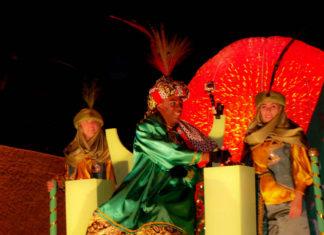 Cabalgata de Reyes archivo