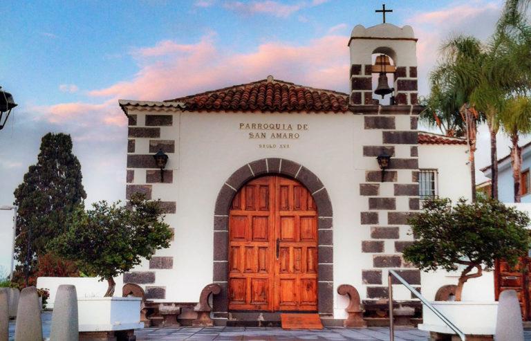 La Ermita de Nuestra Señora de la Paz y San Amaro