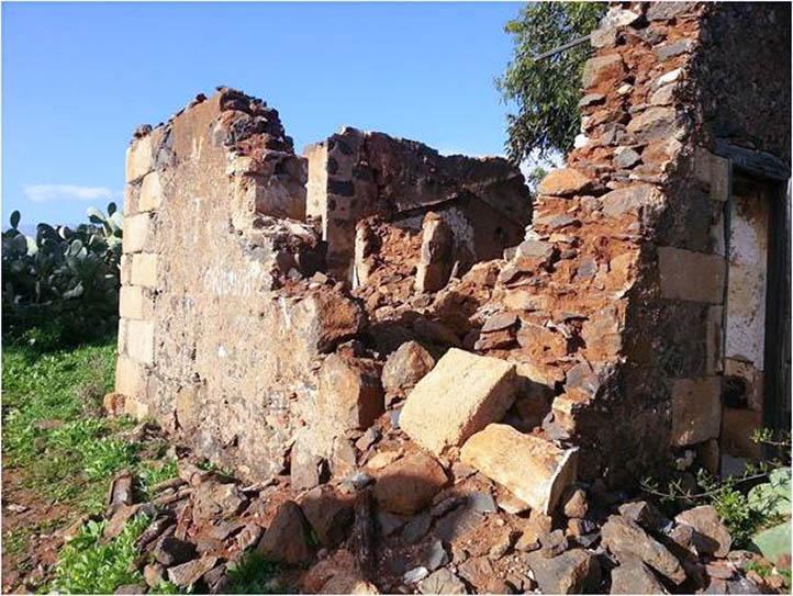 Ruinas de la casa de Amaro Pargo