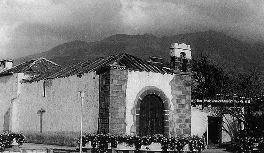 Ermita de San Amaro. Archivo Sánchez García