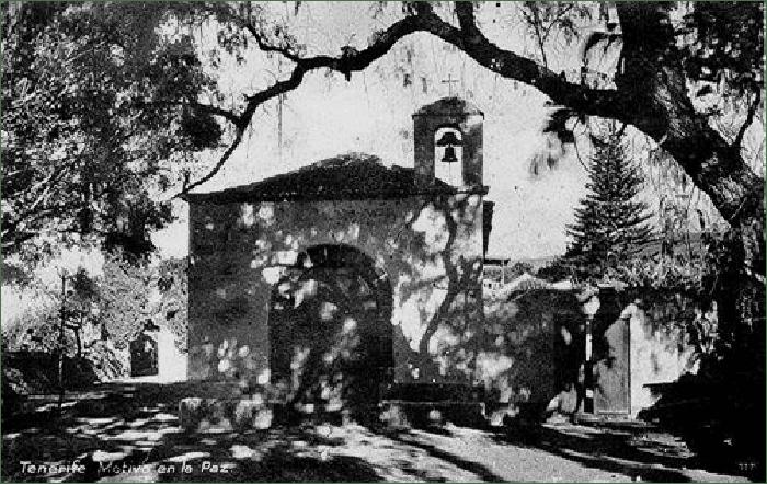 Ermita de Nuestra Señora de la Paz y San Amaro (Autor anónimo)