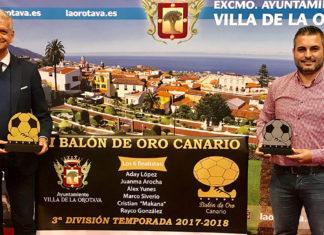 PRESENTACIÓN DEL BALÓN DE ORO