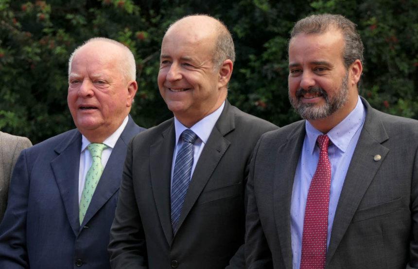 Wolfgang Kiessling, Pedro Ortega y Rafael Robayna
