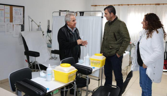 Consultorios para la extraccion de sangre en Los Realejos