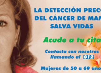 unidad movil mamografia
