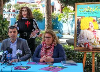 Presentación del Carnaval 2019 de Los Realejos