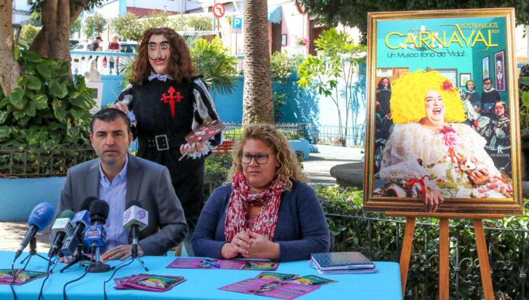 Se presenta el Carnaval de Los Realejos
