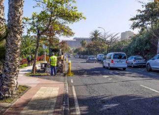 Avenida Francisco Afonso Carrillo