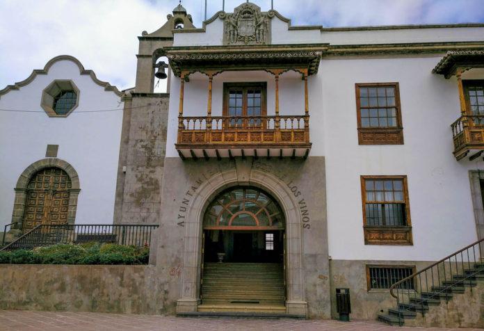 Ayuntamiento de Icod de Los Vinos