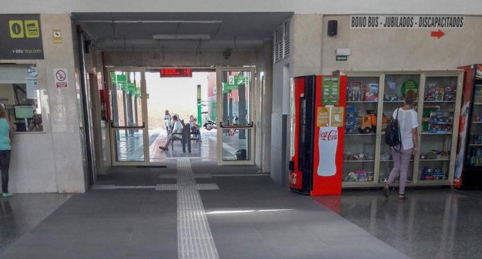 Estación de Guaguas de Icod