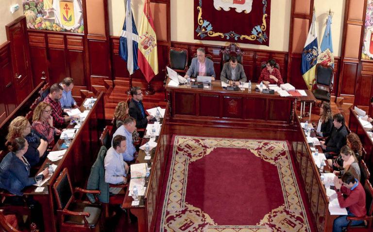 El Ayuntamiento de Los Realejos estrena código de buen gobierno
