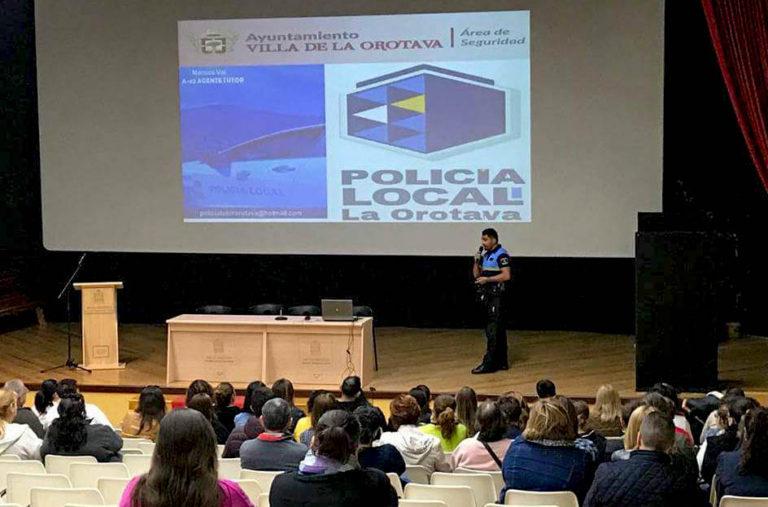 El Agente Tutor de La Orotava realizó un total de 108 acciones durante el pasado 2018