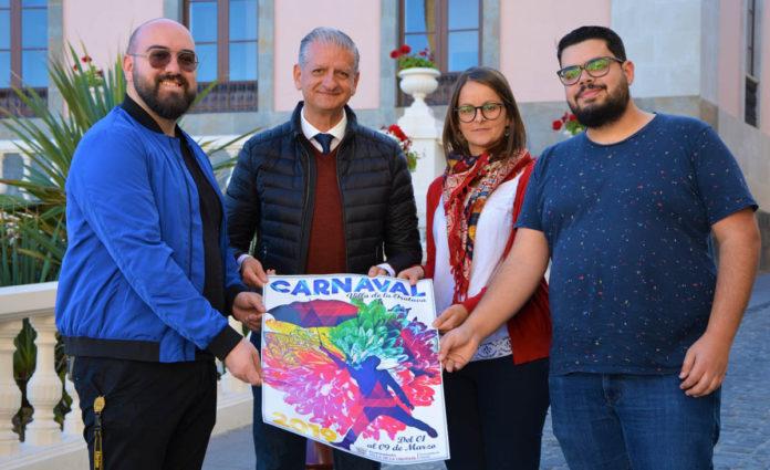 Presentación del Cartel del Carnaval 2019 de La Orotava