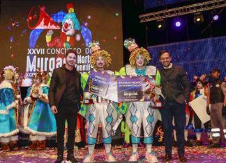 Los Cascarrabias reconocidos con el Primer Premio de Interpretación y Premio Criticón