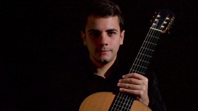 Samuel Delgado en los Matinee Concerts este domingo