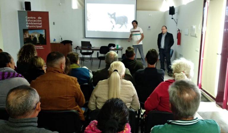 El Ayuntamiento de La Orotava activa un plan para controlar el rabo de gato