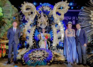 Reina Carnaval Internacional Puerto de la Cruz 2019