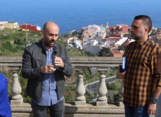 Reunión coordinación Vuelta al Teide y evento gastronómico