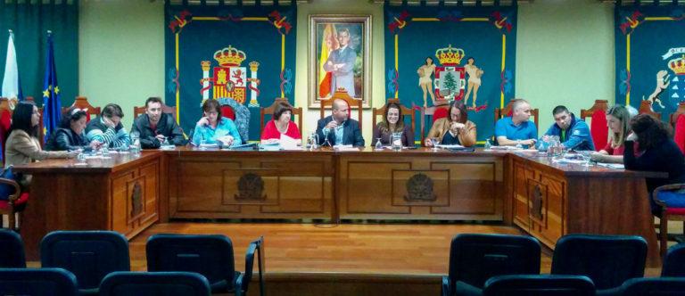 El Ayuntamiento de La Guancha aprueba un presupuesto de 6 millones