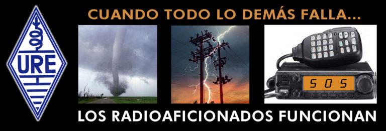 Se muestra en un foro la eficacia de la radioafición en casos de emergencia